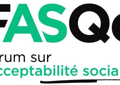 Forum sur l'acceptabilité sociale