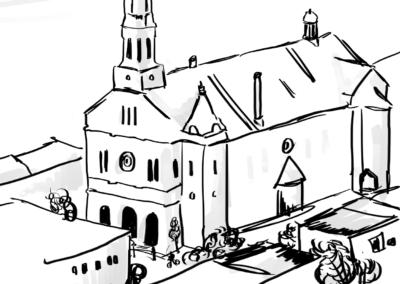 Quelles vocations pour l'église Saint-Jean-Baptiste ?