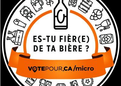 Microbrasseries québécoises